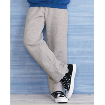 Gildan - Youth Heavy Blend Open Bottom Sweatpants - 18400B