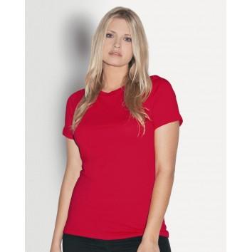 Bella - Missy Short Sleeve Jersey T-Shirt - 6400