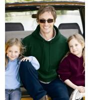 Hanes - ComfortBlend EcoSmart Hooded Sweatshirt - P170