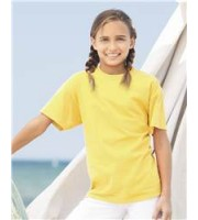 Hanes - Youth TAGLESS T-Shirt - 5450