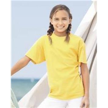 Hanes - Youth TAGLESS T-Shirt - 5450